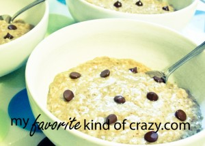 World's best oatmeal recipe. Kid's favorite oatmeal recipe! Healthy oatmeal recipe!