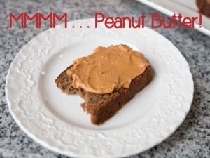 Applesauce Bread Peanut Butter