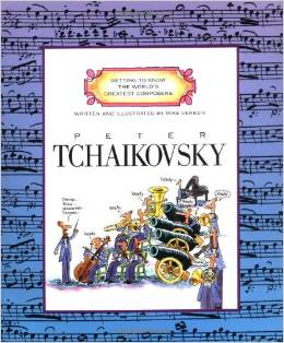 Wonderful book for learning about Tchaikovsky