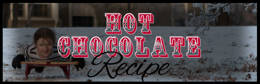 World's Best Hot Chocolate Recipe