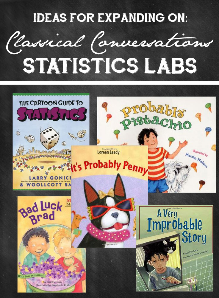 Awesome ideas for teaching kids about statistics!